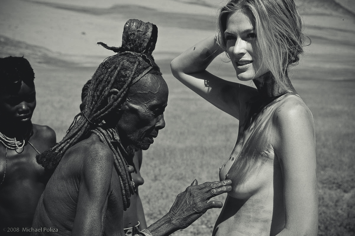 Nice white african tribes women sorry